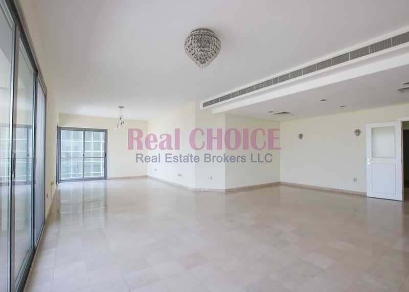 Amazing 3BR Plus Maids Room|Payable in 4 Cheques