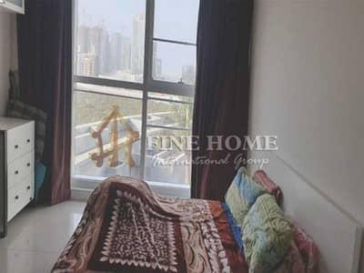 فلیٹ 1 غرفة نوم للبيع في جزيرة الريم، أبوظبي - Vacant Now   1BR with Full View of Marina