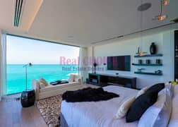 Luxury 4 BR Villa | Private Nurai Island
