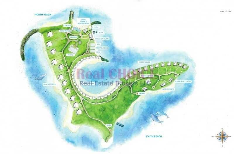 12 4BR I Sanctuary Inspired Island Villa