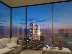شقة في ذا ريزيدنس من روتانا (كايان كانتارا) البرشاء جنوب البرشاء 1 غرف 1100000 درهم - 4493729