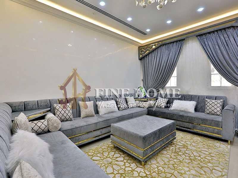 10 For Sale Villa | 4 MBR | Extension & Garden