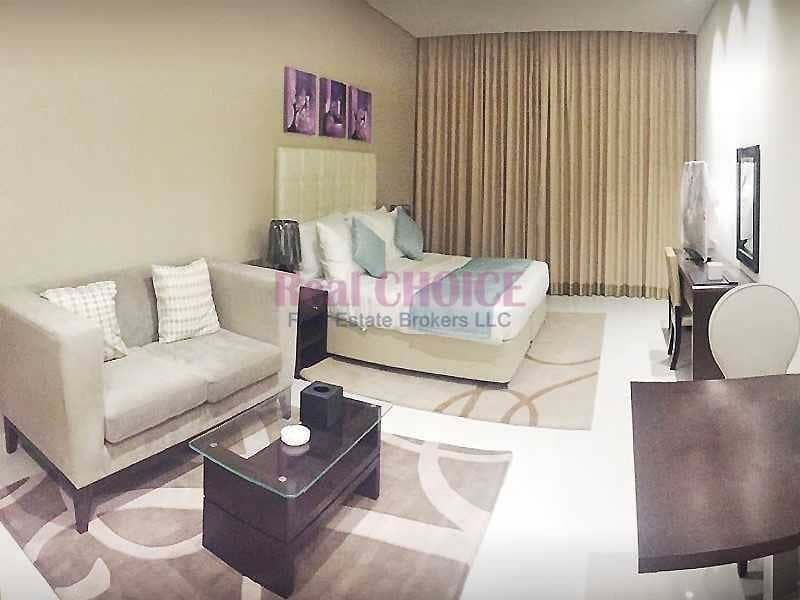 Vacant and ready to move in | Fully Furnished 1 Bedroom Unit