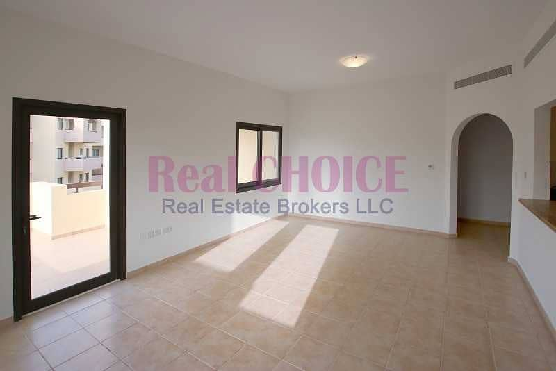 2 Big 1bedroom apartment with 12 cheques and no commissions