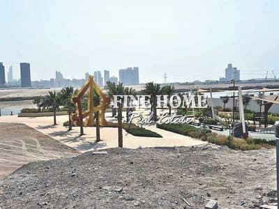 ارض سكنية  للبيع في جزيرة الريم، أبوظبي - Residential Land   Built permit With 10 Floors