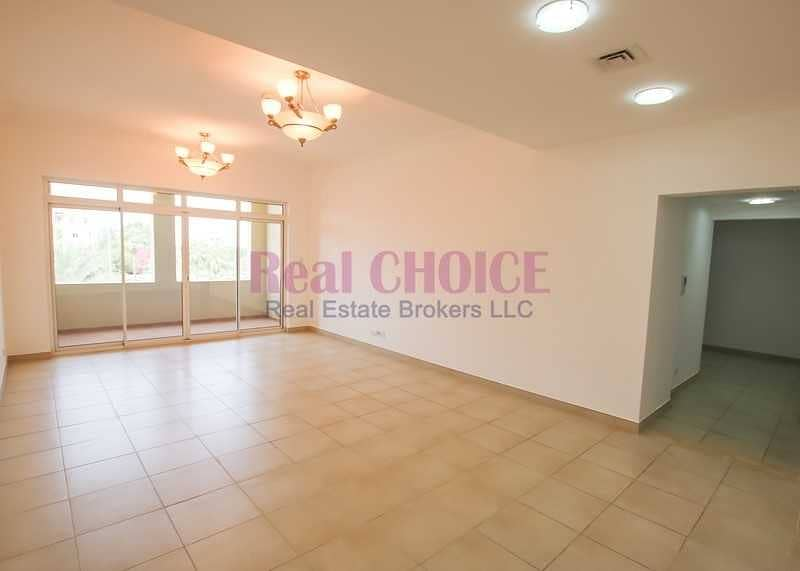 Spacious 2BR|Pay No Commission|1 Month Free Rent
