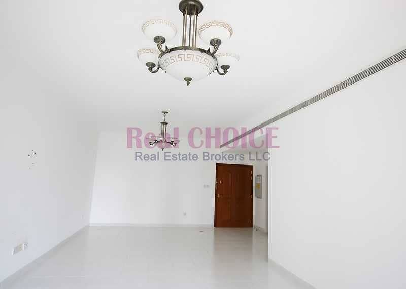 Payable in 4 Cheques|Chiller Free|3BR Plus Maids
