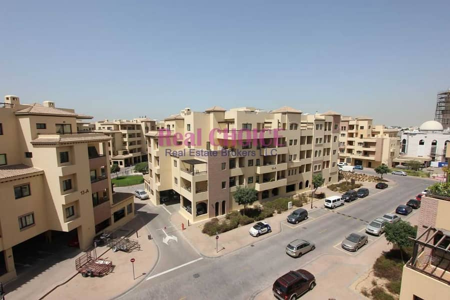 10 Biggest 1bed apartment with no commissions and 12chqs payment