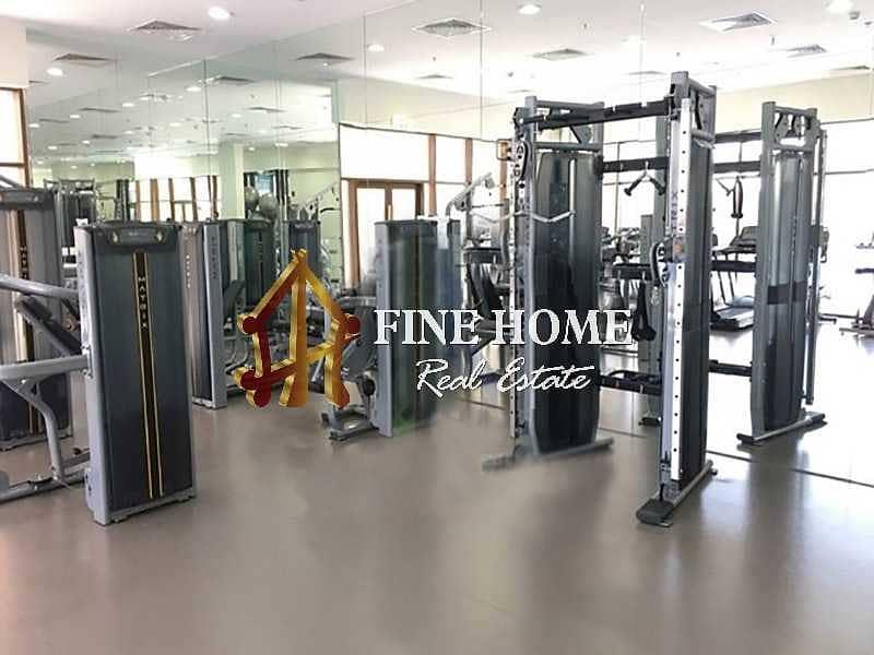 10 For Rent I 3 BR Duplex + Parking + Pool + Gym