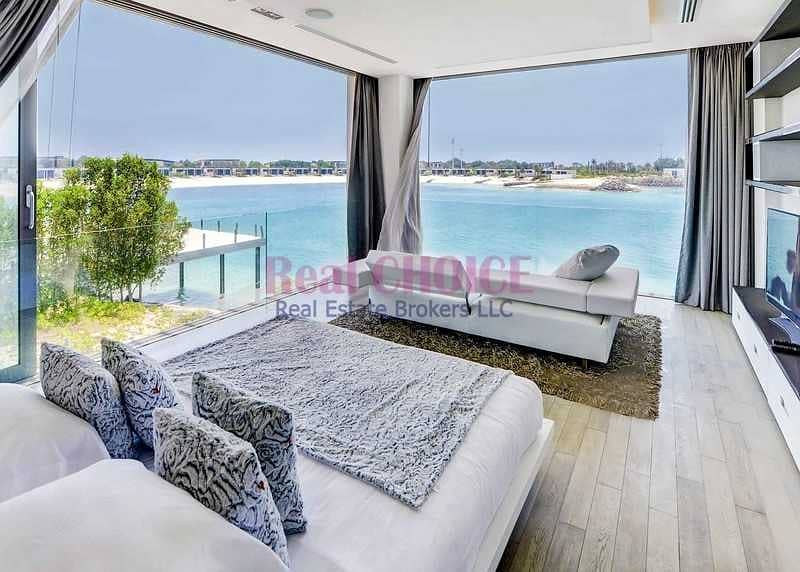 2 Direct Access to the beach|Luxury Huge 4BR Villa