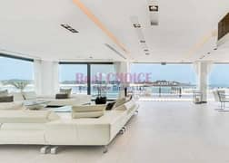 Villa in a Private Island | Luxurious Spacious 4 BR