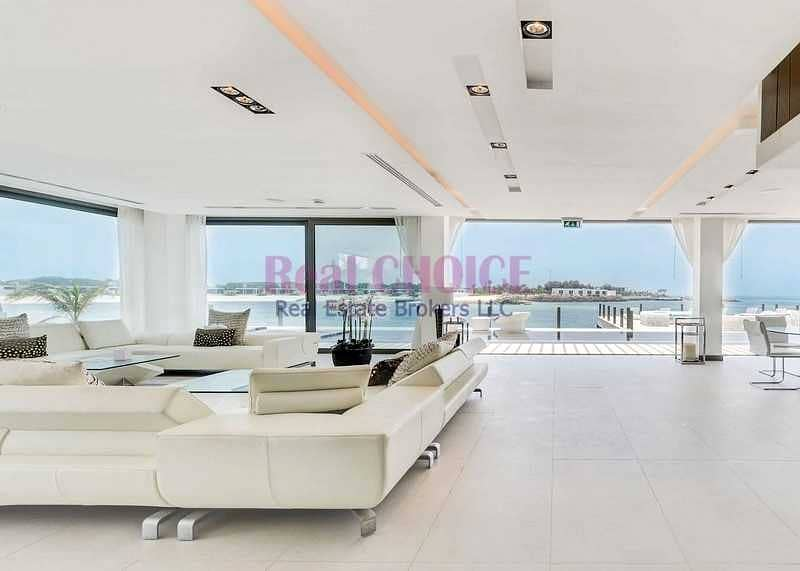 Villa in a Private Island|Luxurious Spacious 4BR