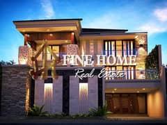 Villa 3APartment   15 studio   6,400 Sq. ft