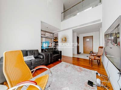 4 Bedroom Apartment for Sale in Jumeirah, Dubai - Fully Furnished Duplex Unit   Burj Khalifa View