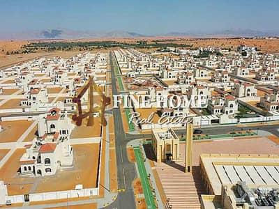 28 Bedroom Villa Compound for Sale in Al Khabisi, Al Ain - 2 Villas Compound | Furnished |14 Apartment
