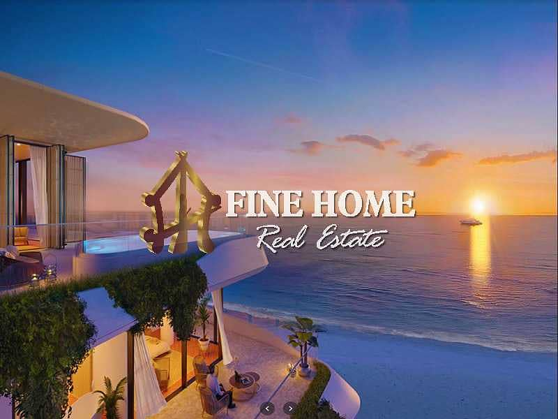 10 Royal Luxury 7BR Villa With 5% DP I 0 Commission