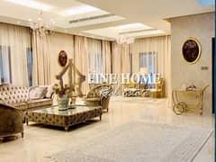 Furnished & Modified 4BR Villa w Lush Gardens