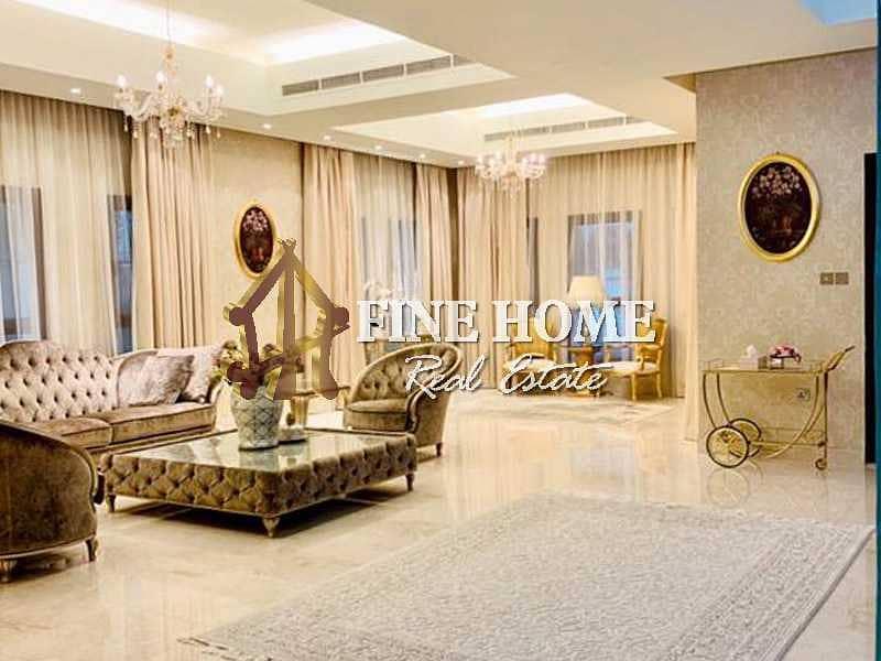 2 Furnished & Modified 4BR Villa w Lush Gardens