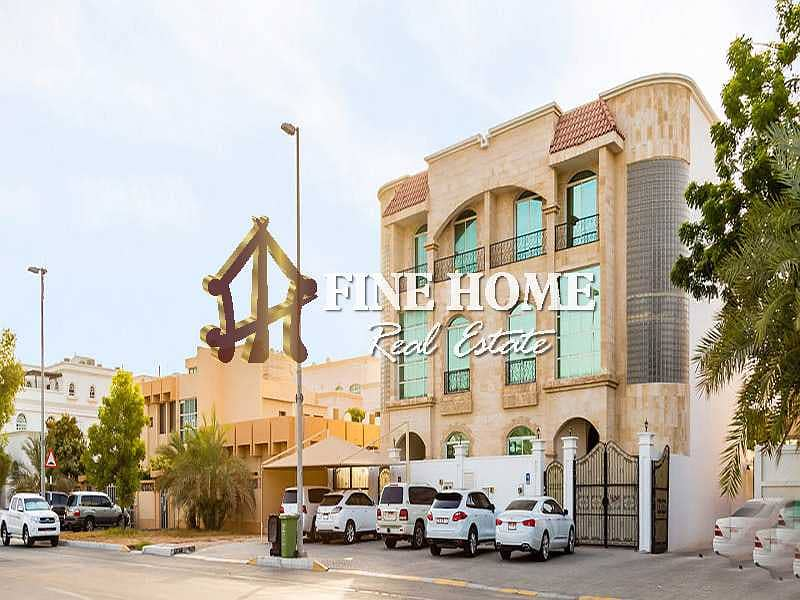 2 Villas Compound |6 MBR Each One |Swimming Pool