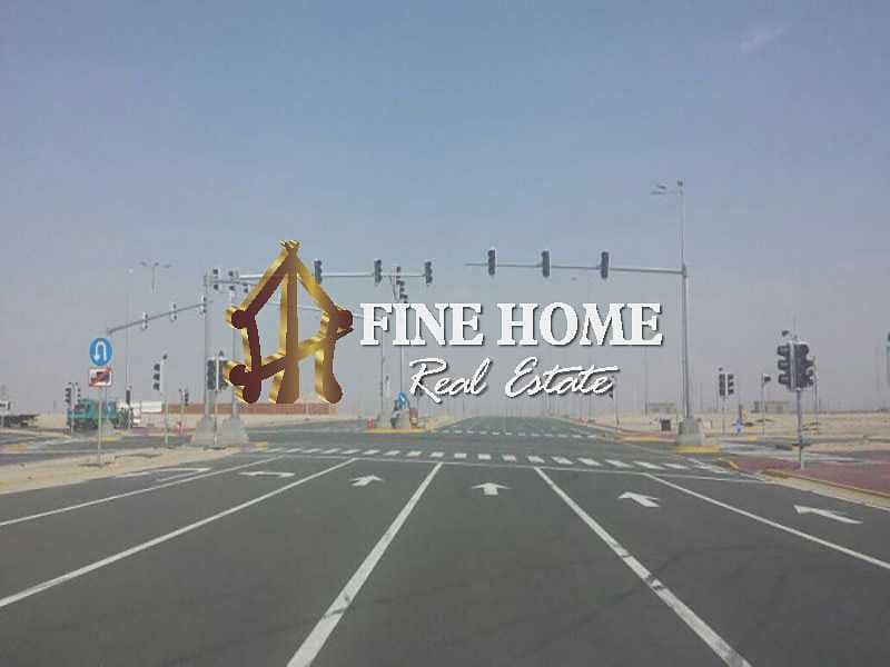 2 For Sale Residential Land | Corner and 2 streets |