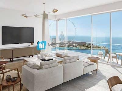 شقة 2 غرفة نوم للبيع في جميرا بيتش ريزيدنس، دبي - Genuine Listing |Amazing Sea View | High Floor