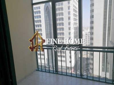 فلیٹ 2 غرفة نوم للايجار في الخالدية، أبوظبي - For Rent I Luxury 2 BR w/ Maids Room & Balcony
