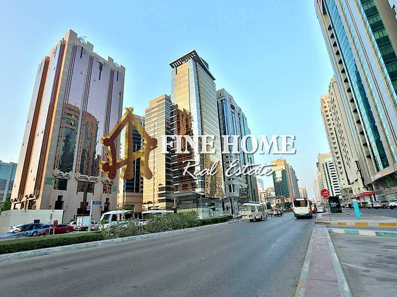 11 Relaxing City View I 2 BR with Close Kitchen