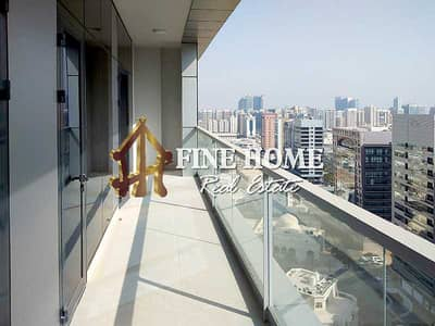 3 Bedroom Flat for Rent in Electra Street, Abu Dhabi - For Rent !! Brand New 3 Bed Room   Balcony  