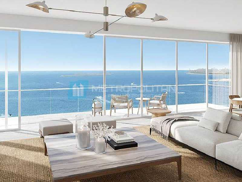 Beachfront Living| Full Sea view| Perfectly Priced