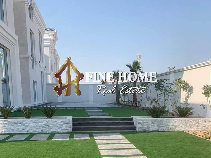 Villa 6BR in Madinat khalifa for sale | Brand new Villa |