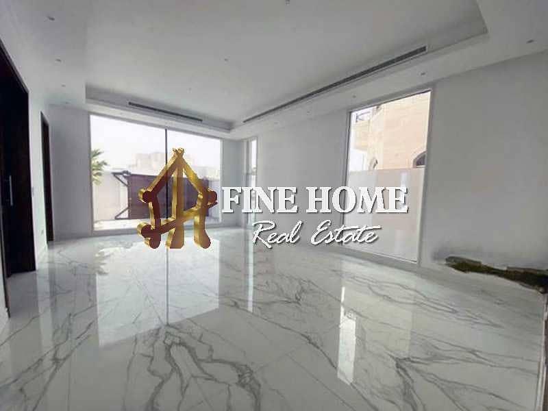 2 Villa 6BR in Madinat khalifa for sale | Brand new Villa |
