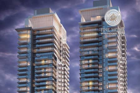 Building for Sale in Airport Street, Abu Dhabi - For Sale Tower | 17 Floors | 3 Basements |Good Location
