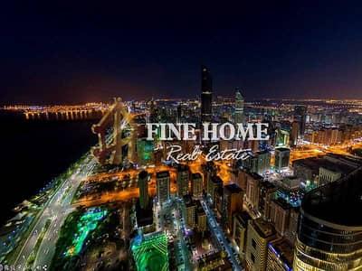 مبنی تجاري  للبيع في جزيرة الريم، أبوظبي - Commercial  Tower   10 Floors   48 apartments