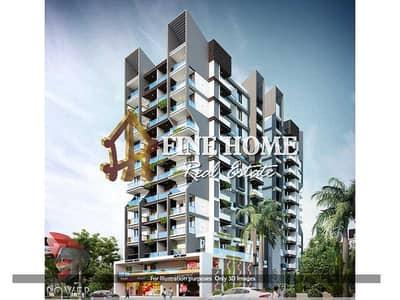 مبنی تجاري  للبيع في آل نهيان، أبوظبي - For Sale New Tower   12 Floors   Mezzanine