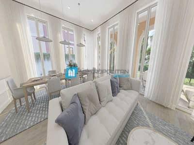 تاون هاوس 3 غرف نوم للبيع في جميرا، دبي - Rare TH   Corner unit    Sea facing   Unfurnished