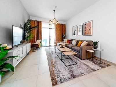 شقة 4 غرف نوم للبيع في أم سقیم، دبي - Burj and garden View | Large Size| Type A | Bldg 2