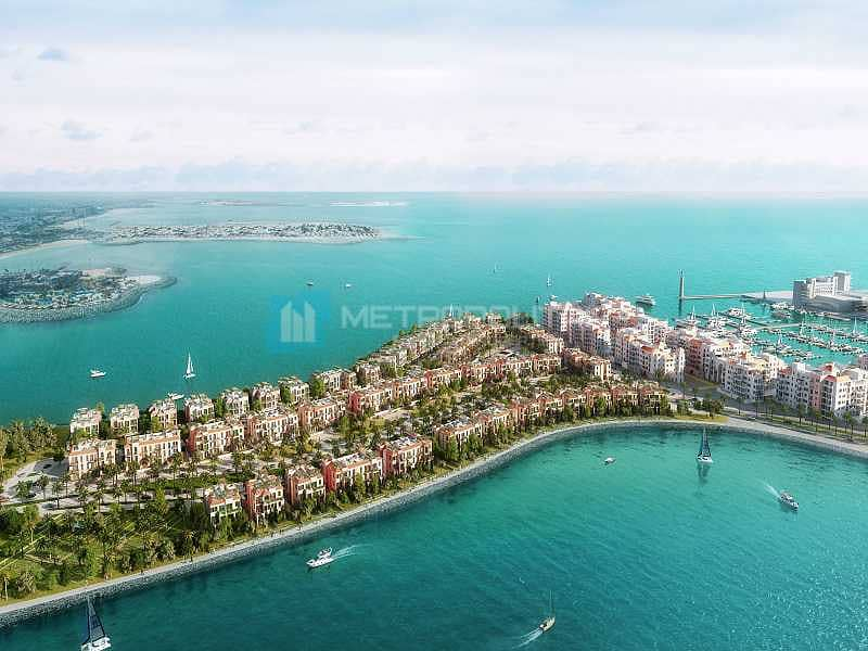 Dubai Skyline and Sea View|Very Limited and Unique