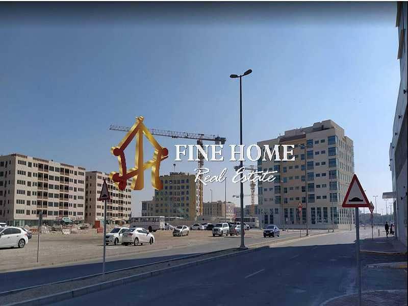 10 For Sale Corner Commercial Land in Rawdhat Abu Dhabi