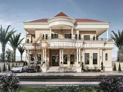 10 Bedroom Villa for Sale in Al Zaab, Abu Dhabi - For Sale Villa   11 BR   6
