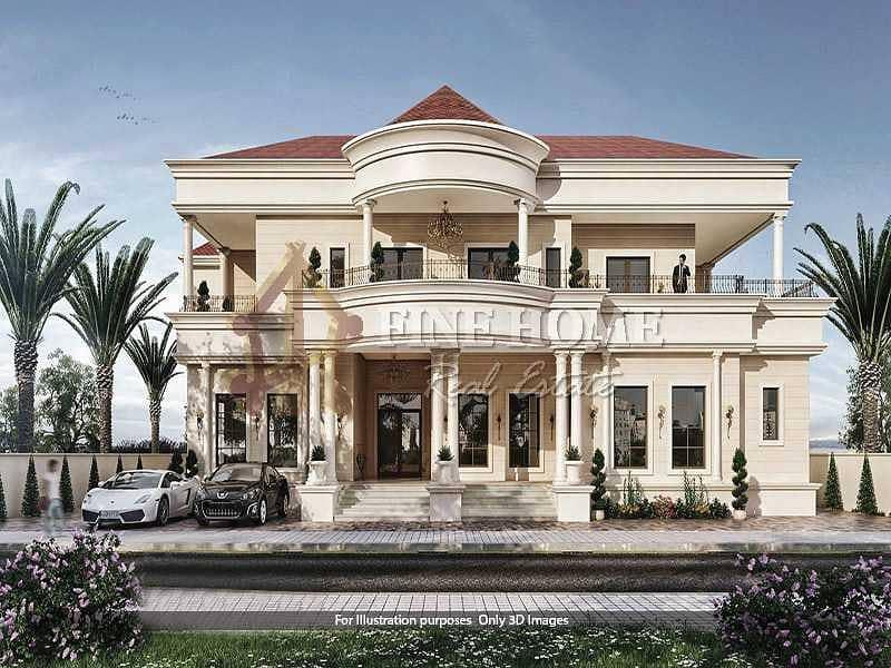 For Sale Villa   11 BR   6