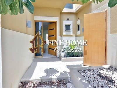 6 Bedroom Villa for Sale in Al Raha Gardens, Abu Dhabi - Unique 6 BR. Villa   Corner Unit   Big Garden
