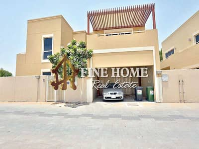 فیلا 4 غرف نوم للبيع في حدائق الراحة، أبوظبي - Find Luxury in This Beautifully Crafted Villa