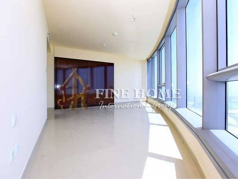 2 Lovely 1BR+ Study Room Apartment in Sun Tower