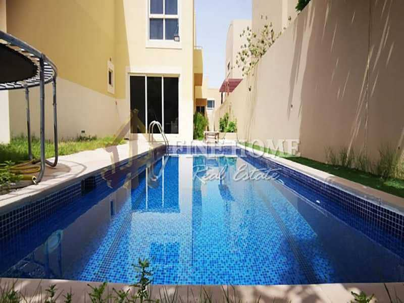 38 Vacant Now! Buy this Amazing 4BR Villa ASAP