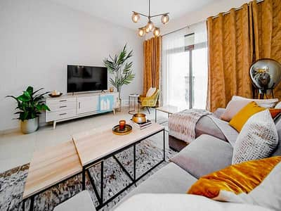 شقة 2 غرفة نوم للبيع في أم سقیم، دبي - Burj and Garden View   Type E   Luxurious Unit