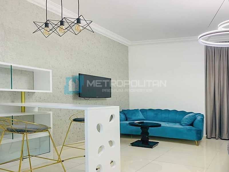 Fully Furnished I Superb Studio I Exclusive Resale