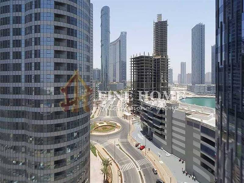 10 1BR. Apartment ! High Floor With Sea View