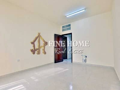 1 Bedroom Flat for Rent in Tourist Club Area (TCA), Abu Dhabi - City View   Low Price   1MBR w/ Close Kitchen