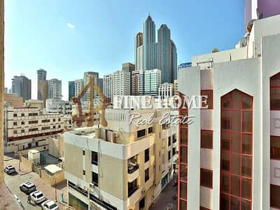 1 Bedroom Flat for Rent in Tourist Club Area (TCA), Abu Dhabi - Affordable Rent   Spacious 1MBR with Balcony