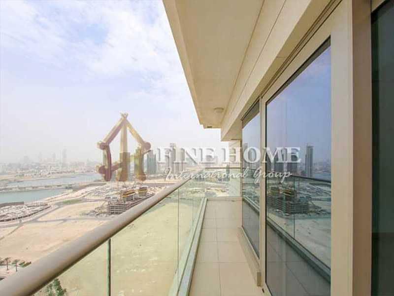 2 Splendid Sea View   Massive 3BR+MR w Balcony